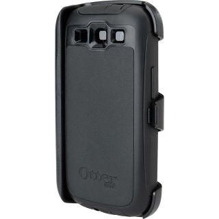 OTTERBOX Defender Series Hard Phone Case   Samsung Galaxy S3, Black