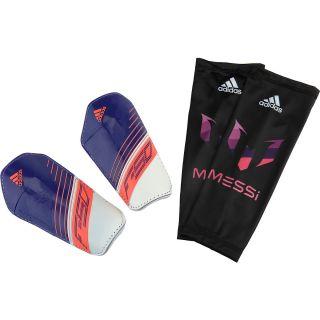 adidas F50 Pro Lite Messi Soccer Shin Guards   Size Small, Purple