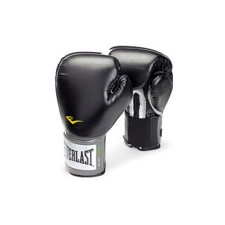 Everlast Youth Pro Style Boxing Gloves   Size 8 Ounces, Black (2308Y)