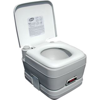 Century Tool Porta Toilet with 2.6 Gallon Holding Tank (6205)