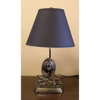 Wild Sports Chicago Bears Tim Wolfe Lamp (TWLN NFL105)