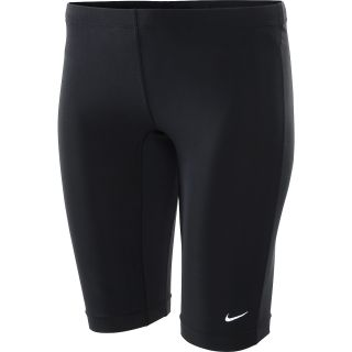 NIKE Mens Core Solid Swim Jammer   Size 38, Black