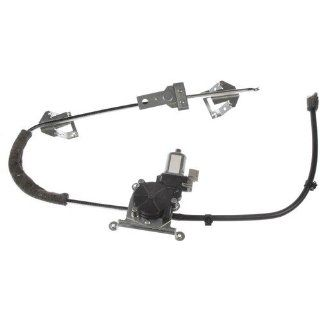 Dorman 741 538 Front Driver Side Replacement Power Window Regulator with Motor for Jeep Cherokee/Comanche: Automotive