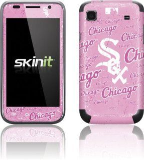 MLB   Chicago White Sox   Chicago White Sox   Pink Cap Logo Blast   Samsung Galaxy S 4G (2011) T Mobile   Skinit Skin: Cell Phones & Accessories