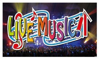 ADV PRO bb546 Live Music Bar Club Banner Sign   Prints