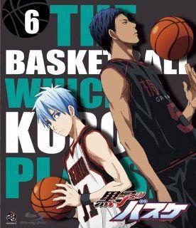 Kuroko No Basket   Vol.6 (BD+CD+CARD) [Japan LTD BD] BCXA 563 Movies & TV