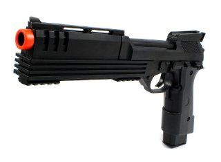 Robocop Electric Blowback Airsoft Pistol Full Auto & Semi Auto FPS 180 AEP Realistic Blowback w/ Hop Up  Sports & Outdoors