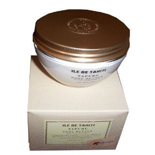 Bath & Body Ile De Tahiti Fei Banana Tapuru Body Butter 6.7 Oz  Beauty