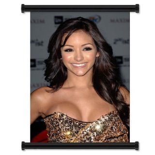 "Melanie Iglesias Maxim HOT Model Fabric Wall Scroll Poster (31""x44"") Inches : Prints : Everything Else"
