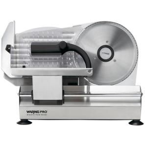 Waring Pro Stainless Steel Food Slicer DISCONTINUED FS800
