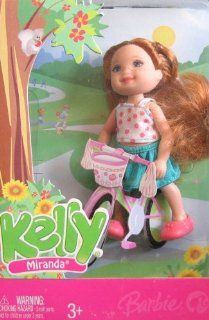 Kelly Sister of Barbie MIRANDA doll Toys & Games
