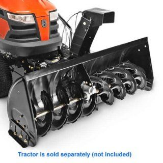 "Husqvarna (50"") 2 Stage Tractor Mount Snow Blower   581 34 57 01: Patio, Lawn & Garden"