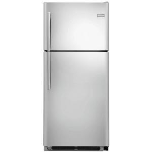 Frigidaire Professional 20.6 cu. ft. Top Freezer Refrigerator in Stainless Steel FPHI2188PF