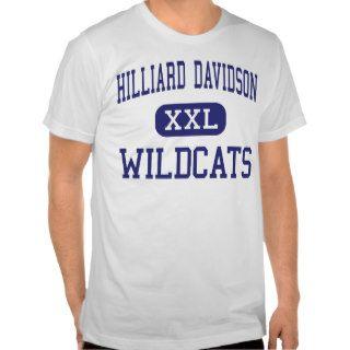 Hilliard Davidson   Wildcats   High   Hilliard Tee Shirts