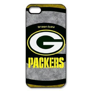WY Supplier NFL Green Bay Packers Logo, Seal 575, Apple Iphone 5 Premium Hard Plastic Case, Cover WY Supplier 149934: Cell Phones & Accessories