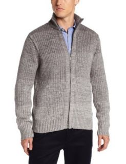 Calvin Klein Jeans Men's Marled Ombre Gradiation Sweater, Thunder Grey, Small at  Men�s Clothing store