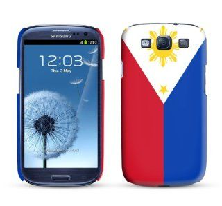 Samsung Galaxy S3 Case Flag of Philippines Cell Phone Cover: Cell Phones & Accessories