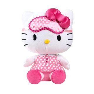 Just Play Hello Kitty Polka Dot Pajamas Jumbo Plush Toys & Games