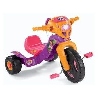 Toy / Game Fisher Price Dora The Explorer Lights And Sounds Trike W/ Authentic Motorcycle Sounds & Fun Phrases Toys & Games