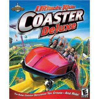 DISNEY Ultimate Ride Coaster Deluxe ( Windows ): Video Games
