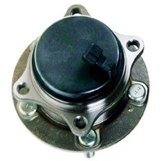 512326 Axle Bearing & Hub Assembly, Hyundai Santafe/Veracruz, KIA Sorento, Rear Non Driven with Integral ABS Automotive