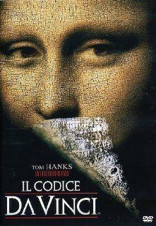 Il Codice Da Vinci [Italian Edition]: Paul Bettany, Tom Hanks, Ian Mckellen, Alfred Molina, Jurgen Prochnow, Jean Reno, Audrey Tautou, Hans Zimmer, Ron Howard: Movies & TV