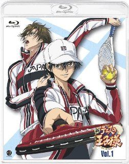 Animation   Shin Prince Of Tennis (Shin Tennis No Oji Sama) 1 [Japan BD] BCXA 515: Movies & TV