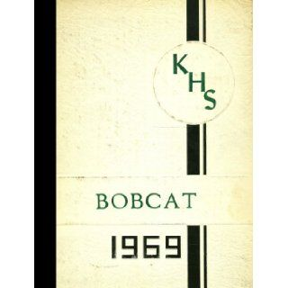 (Reprint) 1969 Yearbook: Kerens School, Kerens, Texas: 1969 Yearbook Staff of Kerens School: Books