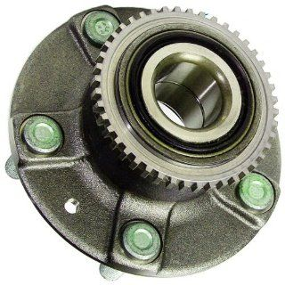 512186 Axle Bearing and Hub Assembly Mazda 626, Rear Non Driven with ABS Automotive