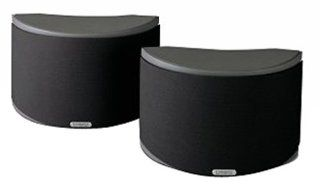 Cambridge SoundWorks Newton Series S200 MultiPole Surround Speakers (Slate) (Discontinued by Manufacturer) Electronics