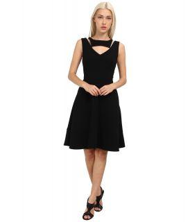 Rachel Roy Cut Out Dress Womens Dress (Black)