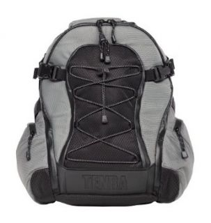 Tenba 632 302 Shootout Small Backpack (Silver/Black)  Laptop Computer Backpacks  Camera & Photo