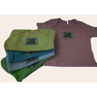 Assorted Baby Tees with Logo Patch  3 6 Months   Case Pack 12 SKU PAS943287 Industrial & Scientific