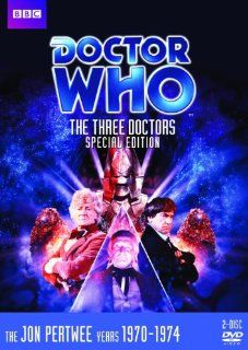Doctor Who: The Three Doctors (Story 65)   Special Edition: Jon Pertwee, Patrick Troughton, William Hartnell, Katy Manning, Nicholas Courtney, John Levene, Lennie Mayne, Barry Letts, Bob Baker, Dave Martin: Movies & TV