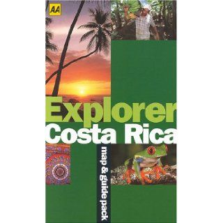 Explorer Costa Rica (AA World Travel Guides): Fiona Dunlop: 9780749530341: Books