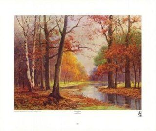 Robert Wood   Autumn Glade   Prints
