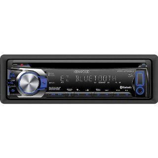 Kenwood KDC BT652U 1 DIN In Dash CD//WMA Car Stereo Receiver with Bluetooth, Pandora Control and USB iPod Control  Vehicle Receivers