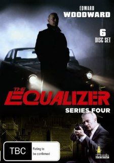 The Equalizer (Series 4)   6 DVD Set ( The Equalizer   Series Four ) ( The Equalizer   Season 4 ) [ NON USA FORMAT, PAL, Reg.4 Import   Australia ] Edward Woodward, Stanley Tucci, Laila Robins, Keith Szarabajka, Maureen Anderman, Irving Metzman, Yvonne Br