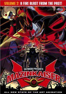 Mazinkaiser, Vol. 2: A Fire Blast From the Past!: Mazinkaiser: Movies & TV