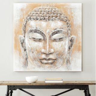 Peace Buddha Painting
