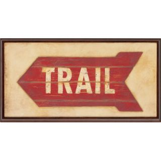 Propac Images Trail / Cabins / Lake Framed Art (Set of 3)