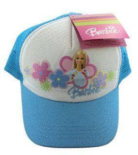 Blue Kids Size Barbie Trucker Hat   Barbie Mesh Cap Toys & Games