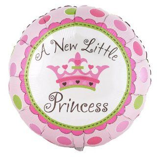 "A New Little Princess 18"" Foil Balloon Toys & Games"