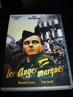 The Search (1948) French release / Les Anges Marques: Montgomery Clift, Ivan Jandl, Aline MacMahon, Fred Zinnemann: Movies & TV