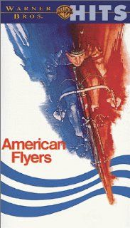American Flyers [VHS]: Kevin Costner, David Marshall Grant, Rae Dawn Chong, Alexandra Paul, Janice Rule, Luca Bercovici, Robert Townsend, John Amos, Doi Johnson, John Garber, Jennifer Grey, James Terry, Donald Peterman, John Badham, Dallas Puett, Frank Mor