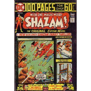 Shazam 100 Page Super Spectacular (Vol 2, #14 Comic Book, 1974) DC COMICS Books