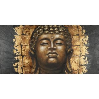 Safavieh Dramatic Buddha Painting