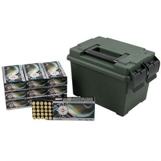 Ten Ring 9mm 115gr Fmj 500 Rnd Ammo Can   Ten Ring 9mm 115gr Fmj 500 Round Ammo Can