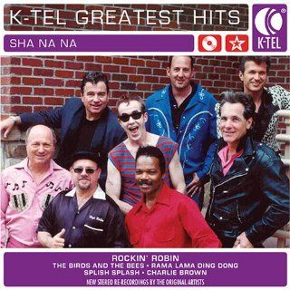 K Tel Greatest Hits Sha Na Na Music