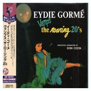 Eydie Gorme Vamps the Roaring 20's: Music
